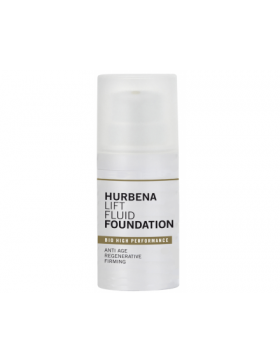HURBENA LIFT FLUID FOUNDATION 102 LIGHT BEIGE - LIQUIDFLORA