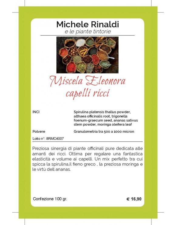MISCELA ELEONORA CAPELLI RICCI – MICHELE RINALDI