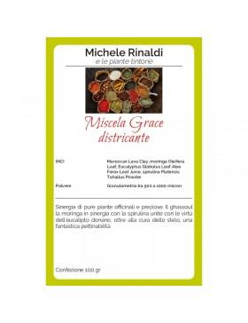 MISCELA GRACE DISTRICANTE – MICHELE RINALDI