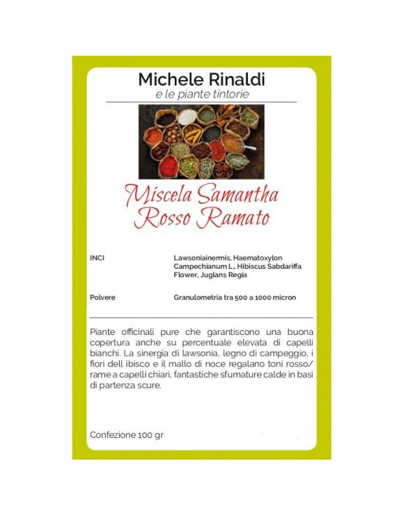 MISCELA SAMANTHA ROSSO RAMATO – MICHELE RINALDI