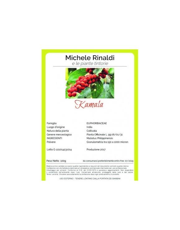 KAMALA – MICHELE RINALDI