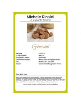 GHASSOUL – MICHELE RINALDI