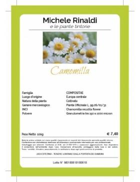 CAMOMILLA – MICHELE RINALDI