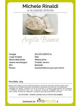 ARGILLA BIANCA – MICHELE RINALDI