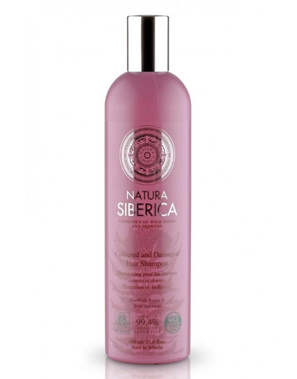 Shampoo Per Capelli Colorati E Danneggiati Natura Siberica