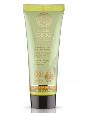 SMOOTHING HEEL AND FOOT BALM - NATURA SIBERICA