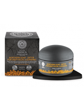 NORTHERN SOAP FOR DEEP FACIAL CLEANSING - NATURA SIBERICA