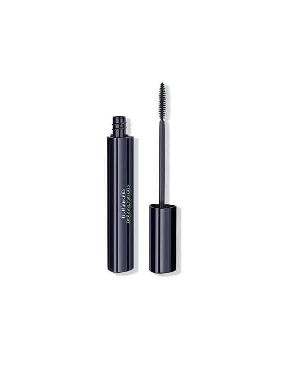DEFINING MASCARA 01 BLACK - DR HAUSCHKA