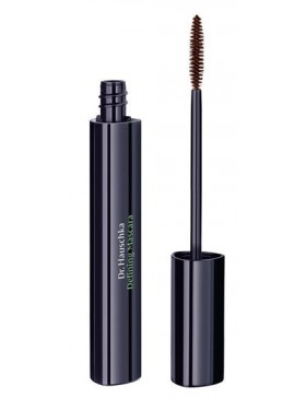 DEFINING MASCARA 02 BROWN - DR HAUSCHKA