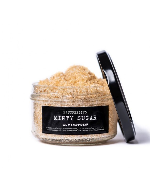 MINTY SUGAR - ALMARA SOAP