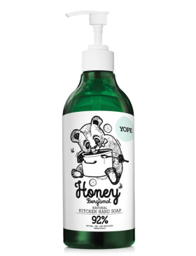 HONEY E BERGAMOT - YOPE