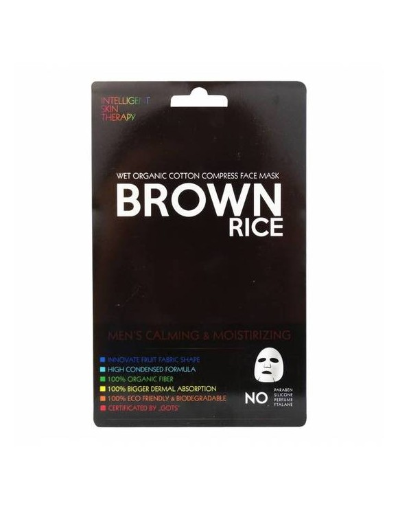 BROWN RICE INTELLIGENT SKIN TERAPY - BEAUTY FACE
