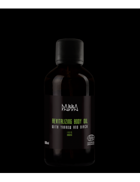 REVITALIZING BODY OIL - DABBA