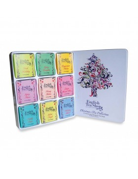 ORGANIC CHRISTMAS TEA COLLECTION - ENGLISH TEA SHOP