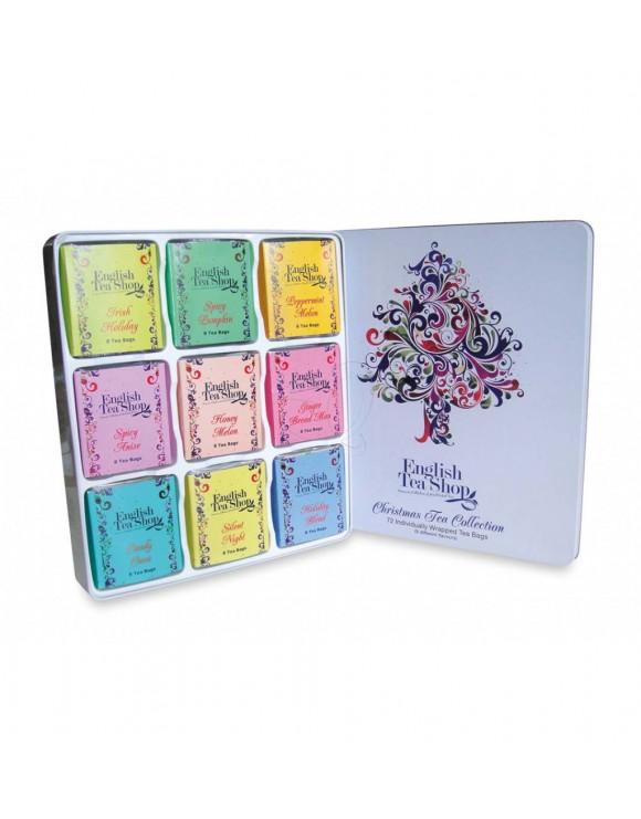 ORGANIC CHRISTMAS TEA COLLECTION - ENGLISH TEA SHOP