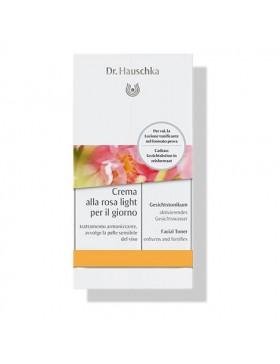 CREMA ALLA ROSA LIGHT PER IL GIORNO - DR HAUSCHKA