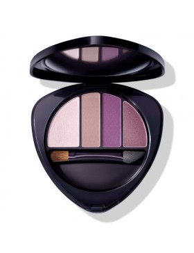 PURPLE LIGHT EYESHADOW PALETTE 01 - DR HAUSCHKA