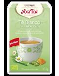 TÈ BIANCO CON ALOE VERA - YOGI TEA