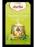 MENTA LIME - YOGI TEA