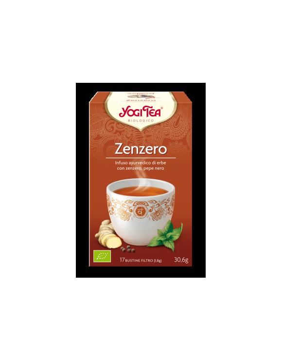 ZENZERO - YOGI TEA