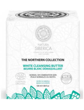 BURRO BIANCO DETERGENTE (THE NORTHERN COLLECTION) – NATURA SIBERICA